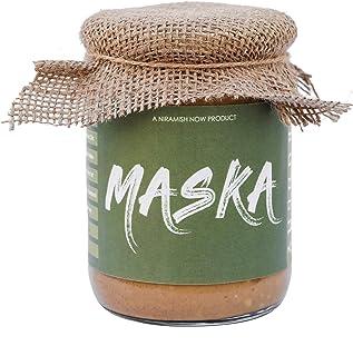 Maska Natural Peanut Butter Crunchy 500 GMS (Gluten Free / Vegan/ Vegetarian/ Keto Friendly)?