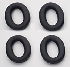 Pack of 4 Headset Ear Cushions Compatible for Bose A20 Replacement Assembly (2 Pairs)