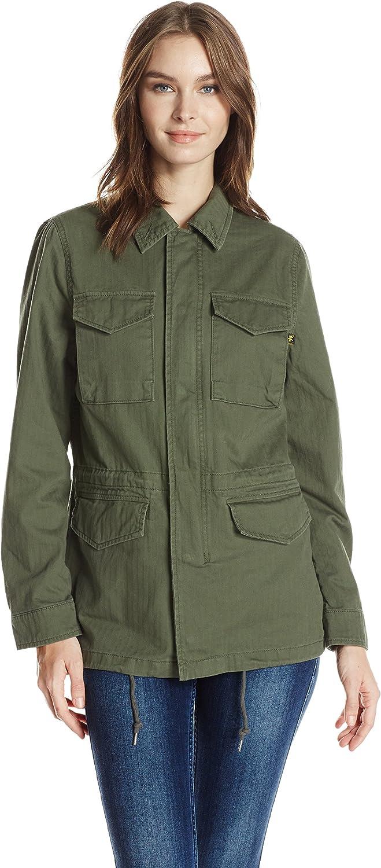 Alpha Industries Womens Revival Field Coat W Jacket