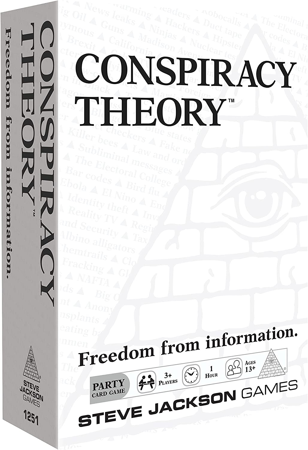 Conspiracy List price Theory New Orleans Mall