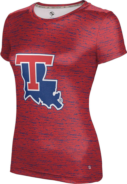 ProSphere Louisiana Tech University Girls' Performance T-Shirt (Brushed)