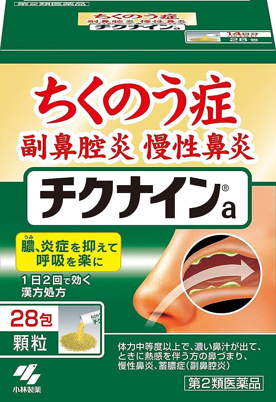 制限住人文【第2類医薬品】チクナインa 28包 ×5