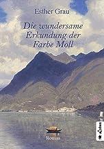 Die wundersame Erkundung der Farbe Moll: Roman (German Edition)