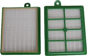 PakTrade 2X Filtre Moteur pour Philips FC9160//01