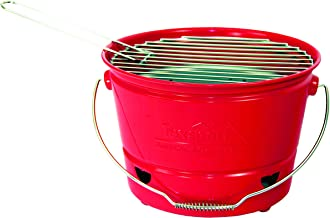 Texsport Portable Barbecue BBQ Bucket Grill