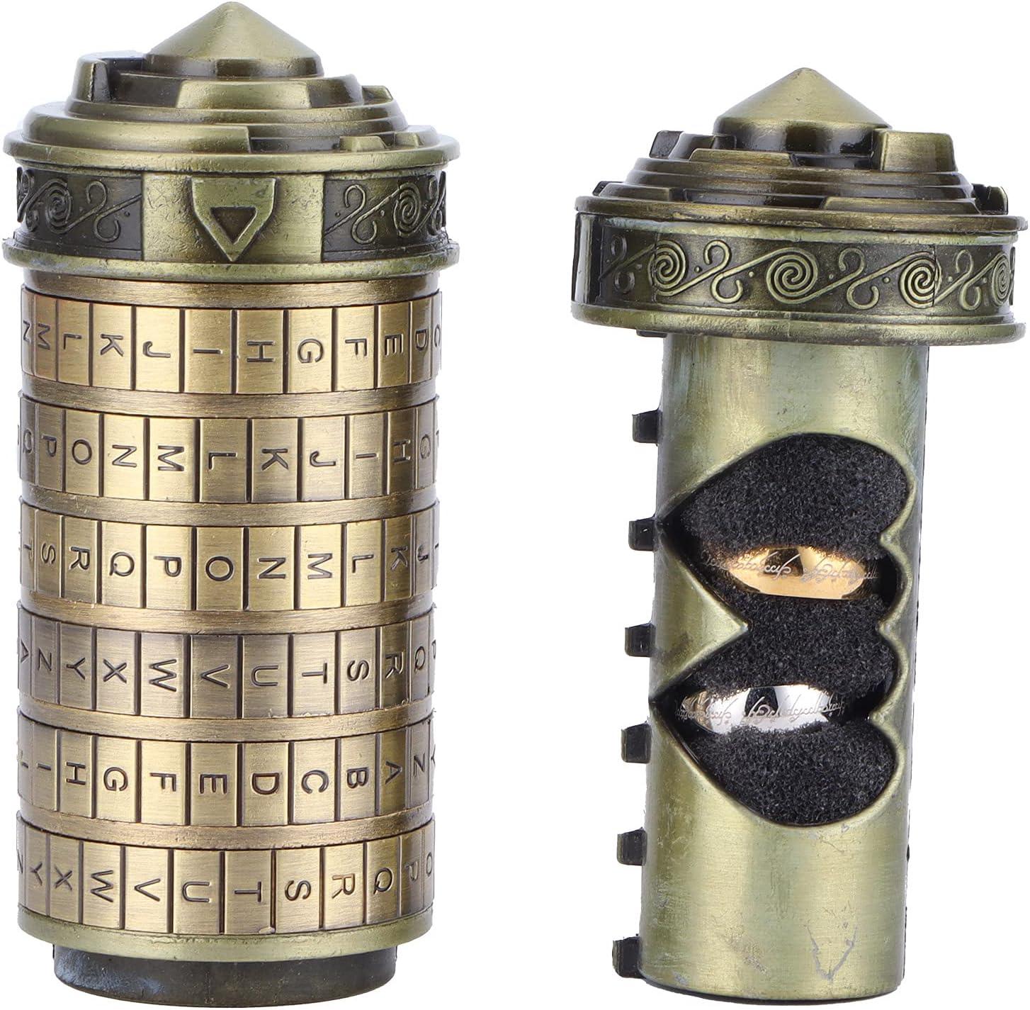 Puzzle Lock Da Vinci Code Bag-Gift with Max 71% OFF Paper Password Gift Dallas Mall