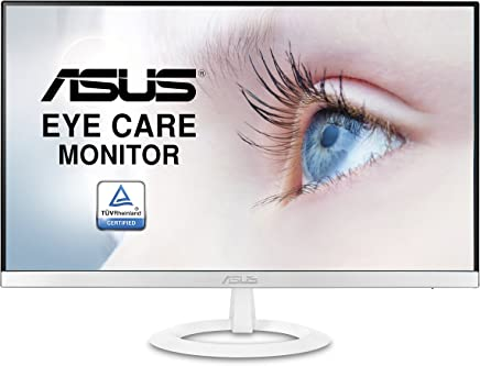 "ASUS VZ239H-W 23"" Full HD 1080p IPS HDMI VGA Eye Care Monitor White"