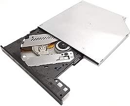 HAZYYO Laptop Internal BU50N 4K Ultra HD UHD 9.5mm SATA 6X 3D Blu-ray Burner BD-RE Dual Layer BD-RE DL 4X BDXL DL Dual Layer Bluray Recorder Super Slim Internal Optical Drive Supports 100GB 128GB