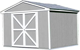 Amazon com: 12 x 10 - Storage Sheds / Outdoor Storage: Patio