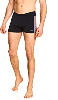Zoggs Surfside Spliced Hip Racer - Black