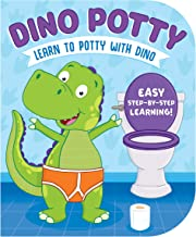 Dino Potty-Engaging Illustrations and Fun, Step-by-Step Rhyming Instructions get Little Ones Excited to Use the Potty on t...