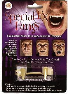 NEW! Retractable Vampire Fangs