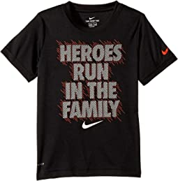 Optical Heroes Dri-FIT Tee (Little Kids)