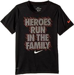 Nike Kids Optical Heroes Dri-FIT Tee (Little Kids)
