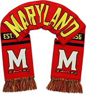 university of maryland scarf