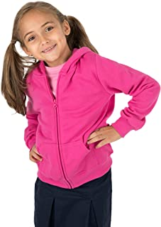 Leveret Kids & Toddler Boys Girls Sweatshirt Hoodie Jacket Variety of Colors (Size 2-14 Years)