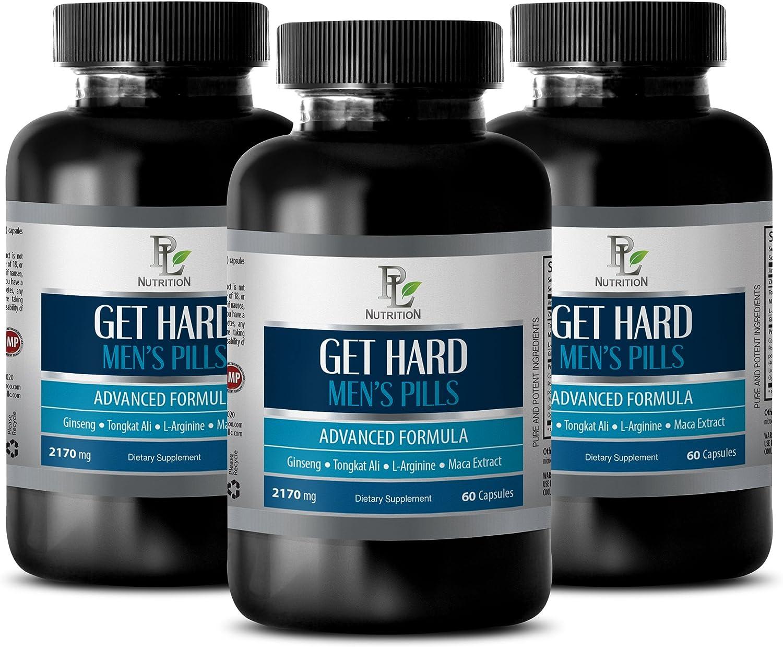 Testosterone Booster Enhancement - GET Pills Hard Mens ラッピング無料 返品不可 Advan