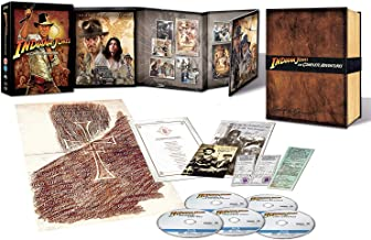 Indiana Jones - The Complete Adventure - Collector'S Edition (5 Blu-Ray) [Italia] [Blu-ray]