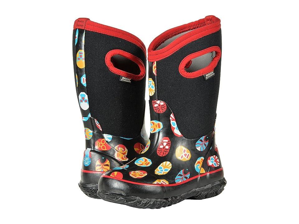 Bogs Kids Classic Mask (Toddler/Little Kid/Big Kid) (Black Multi) Boys Shoes