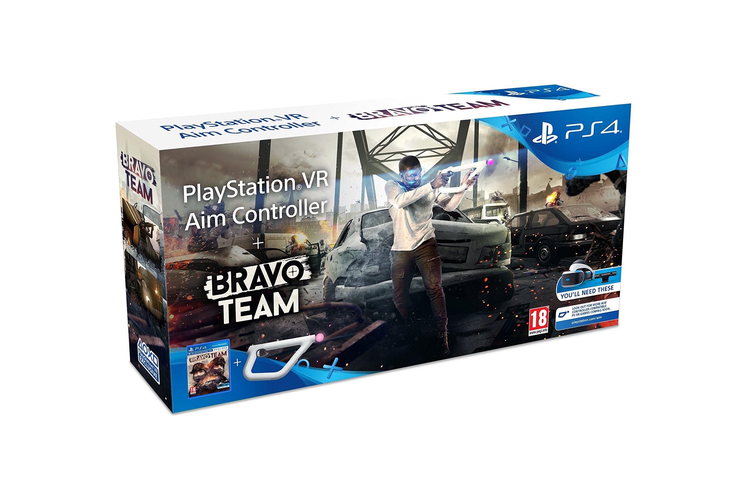 Bravo Team VR + Aim Controller: Amazon.es: Videojuegos