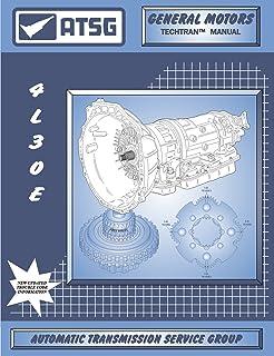 ATSG 4L30E Manual de reparo de transmissão (4L30E Shift Solenoid - Kit de transmissão 4L30E - Filtro 4L30E)