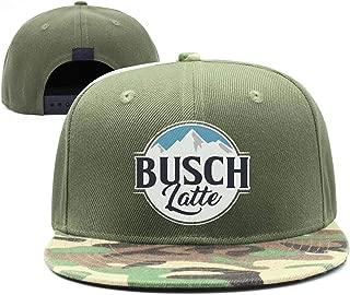 Dad Busch-Light-Busch-Latte-Beer- Strapback Hat Fashion mesh Caps
