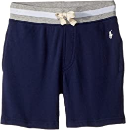 Polo Ralph Lauren Kids - Cotton Spa Terry Pull-On Shorts (Toddler)