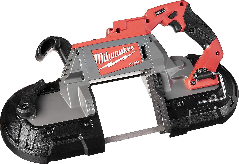 MILWAUKEE'S 2729-20 M18 Fuel Deep Cut Band Saw