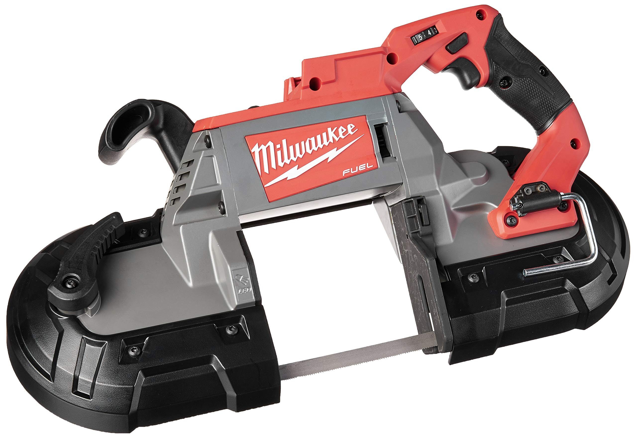 Milwaukee 2729-20 M18 Fuel Deep Cut portable Band Saw