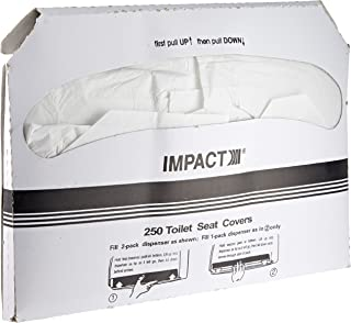 Impact 1111 Toilet Seat Cover, Box Size 10-1/2