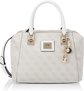 Guess Womens Satchel Bag, Grey - SG766806