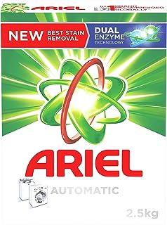 Ariel Automatic Powder Laundry Detergent, Original Scent, 2.5KG