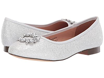 BCBG Girls Sabana (Little Kid/Big Kid) (Silver) Girls Shoes