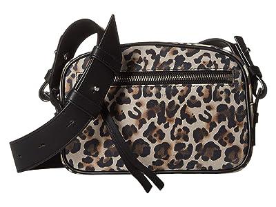 AllSaints Lepi Bumbag Crossbody (Leopard) Handbags
