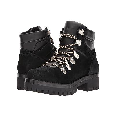 Shellys London Tulle Hiker Boot (Black) Women