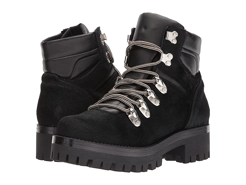 Shellys London Tulle Hiker Boot (Black) Women
