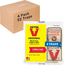 Victor M158-4 Metal Pedal Mouse Trap, 32