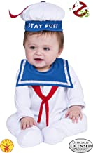 Rubie's Costume Co. Baby Ghostbusters Classic Stay Puft Costume Romper