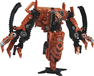 Transformers Studio Series 37 Voyager Class Construction Rampage