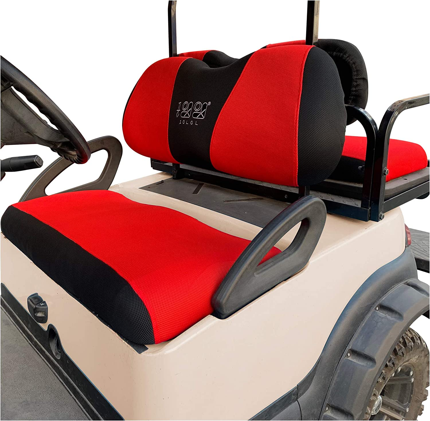 Club Car Accessories (Buying Guide 2021) - Seat Covers