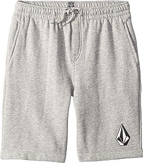 [VOLCOM(ボルコム)] キッズショーツ?短パン Deadly Stones Fleece Shorts (Big Kids) [並行輸入品]