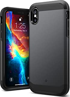 Caseology Legion for iPhone Xs Case (2018) - Reinforced Protection - Black
