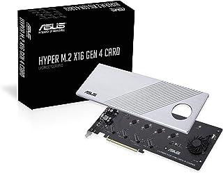 Tarjeta ASUS Hyper M.2 X16 Gen 4 Card (Accesorio Placa)