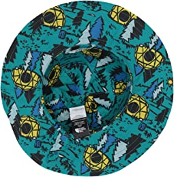 Jaiden Green Happy Campy Print/TNF Black
