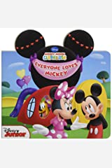 Mickey Mouse Clubhouse Everyone Loves Mickey Board book