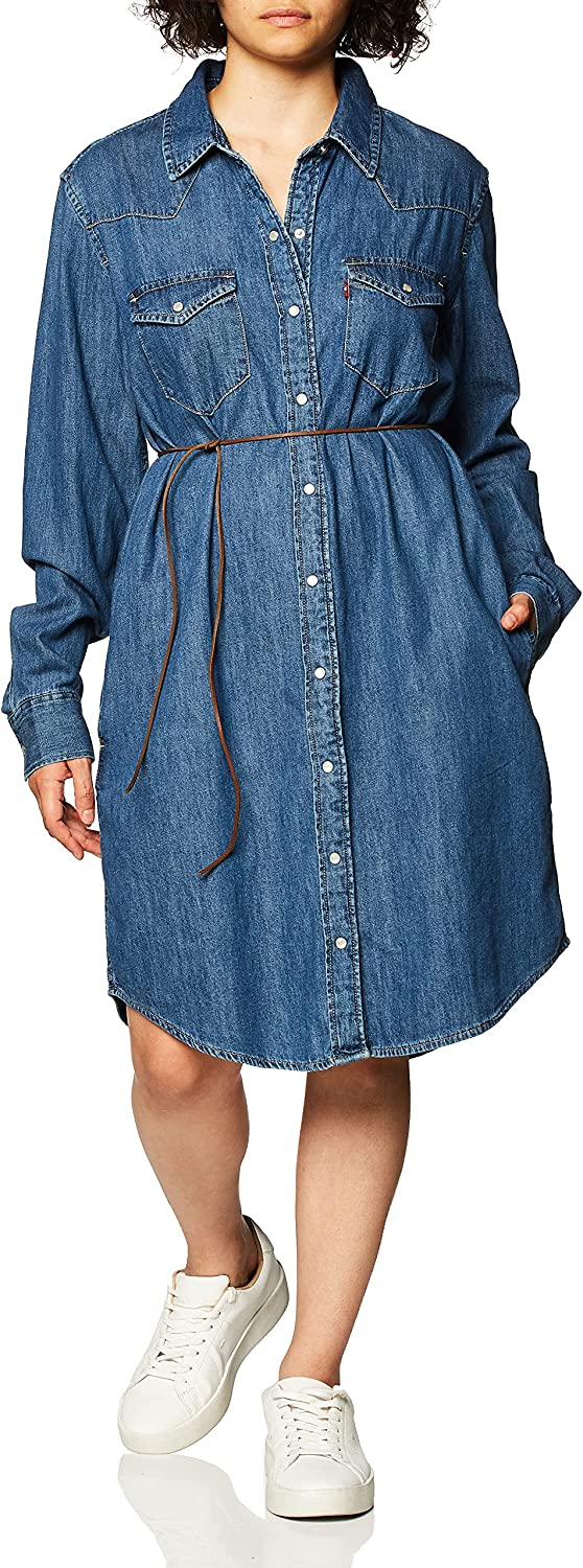 All stores Colorado Springs Mall are sold Levi's Women's The Dress Ultimate Western