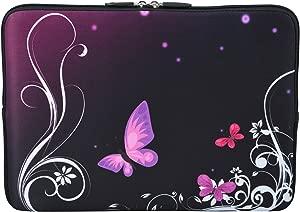 MySleeveDesign Notebook Sleeve Laptop Neoprene Soft Case Pouch 10 2  1...