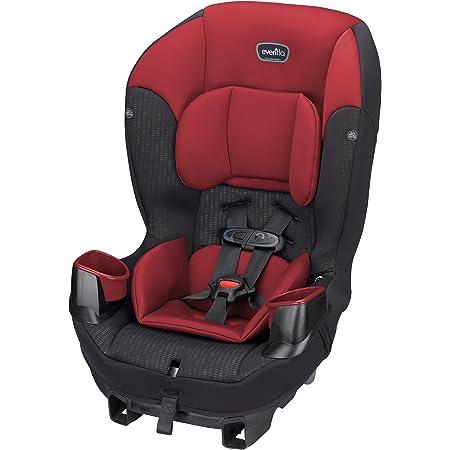 Evenflo Sonus 65 Convertible Car Seat, Rocco Red