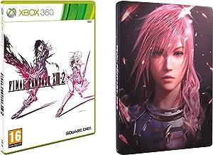 Final Fantasy XIII-2 + Steelbook [Bundle] [Importación italiana]