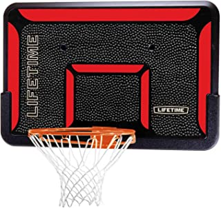 Lifetime 44 in. Backboard Rim Combo